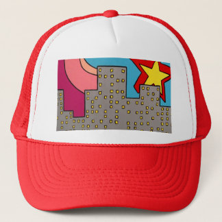 """City Livin'"" Trucker Hat"