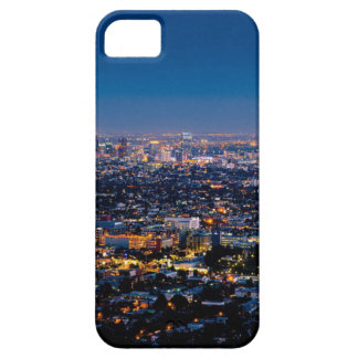 City Los Angeles Cityscape Skyline Downtown Case For The iPhone 5