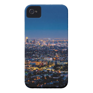 City Los Angeles Cityscape Skyline Downtown iPhone 4 Cover