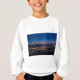 City Los Angeles Cityscape Skyline Downtown Sweatshirt
