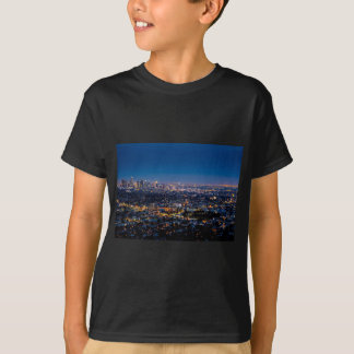 City Los Angeles Cityscape Skyline Downtown T-Shirt