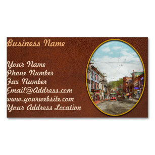 Urban architecture business cards profile cards zazzle ca city ma gloucester a little bit of everything magnetic business card reheart Choice Image
