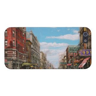 City - Memphis TN - Main Street Mall 1909 Case For iPhone 5/5S