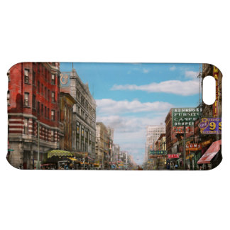 City - Memphis TN - Main Street Mall 1909 Case For iPhone 5C