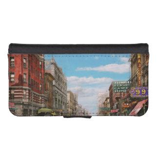 City - Memphis TN - Main Street Mall 1909 iPhone SE/5/5s Wallet Case