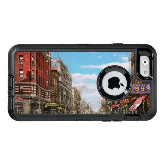City - Memphis TN - Main Street Mall 1909 OtterBox Defender iPhone Case