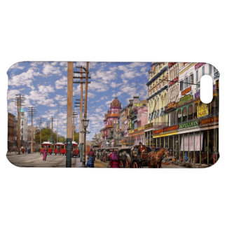 City - New Orleans the Victorian era 1887 Cover For iPhone 5C