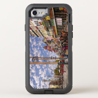 City - New Orleans the Victorian era 1887 OtterBox Defender iPhone 7 Case