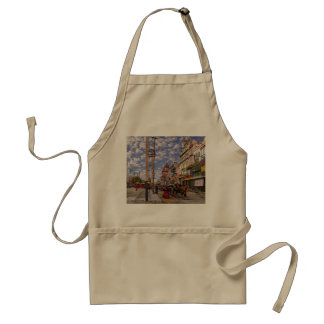 City - New Orleans the Victorian era 1887 Standard Apron