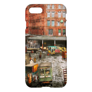 City - New York NY - Stuck in a rut 1920 iPhone 7 Case