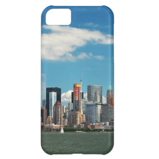 City - New York NY - The New York skyline iPhone 5C Covers