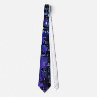 City Night Tie