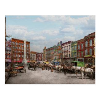 City - Norfolk Va - Hardware and Liquor - 1905 Postcard