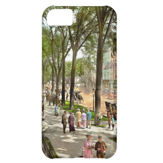 City - NY -  I would love to be on Broadway 1915 Case For iPhone 5C
