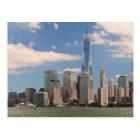 City - NY - The colours of a city Postcard