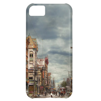 City - NY - The ever changing market place 1906 iPhone 5C Covers