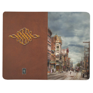 City - NY - The ever changing market place 1906 Journals