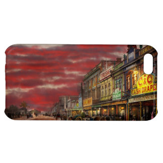 City - NZ - The shopping district 1908 iPhone 5C Cases