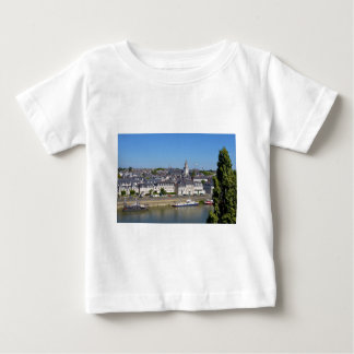City of Angers in France Baby T-Shirt