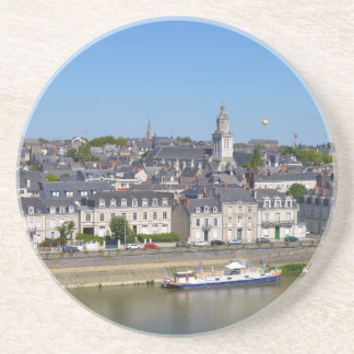 City of Angers in France Coaster