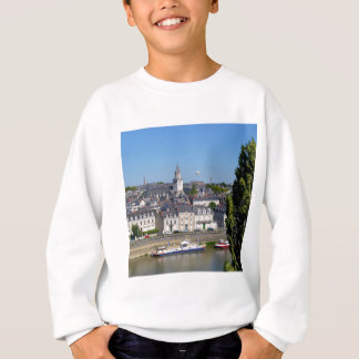 City of Angers in France Sweatshirt