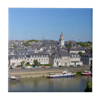 City of Angers in France Tiles
