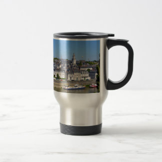 City of Angers in France Travel Mug