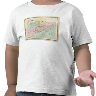 City of Appleton, county seat of Outagamie Co T Shirt