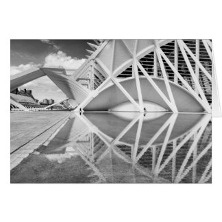 City of Arts and Sciences Card