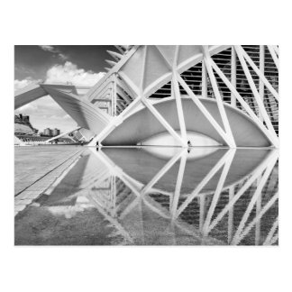 City of Arts and Sciences Postcard