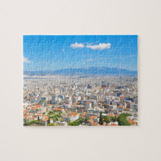 City of Athens, Greece Jigsaw Puzzle