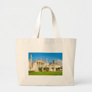 City of Athens, Greece Large Tote Bag