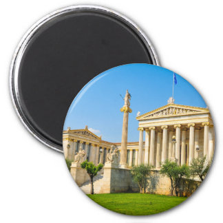 City of Athens, Greece Magnet