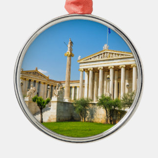 City of Athens, Greece Metal Ornament