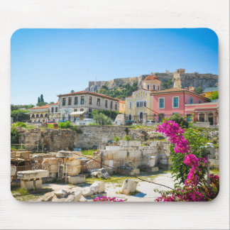 City of Athens, Greece Mouse Pad