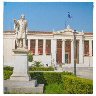 City of Athens, Greece Napkin