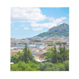 City of Athens, Greece Notepad