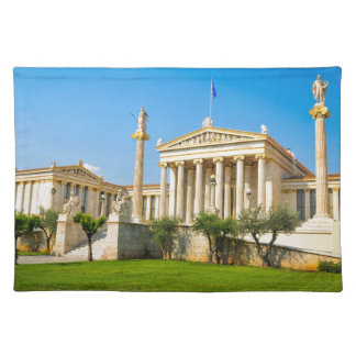 City of Athens, Greece Placemat