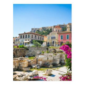 City of Athens, Greece Postcard