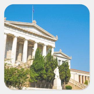 City of Athens, Greece Square Sticker
