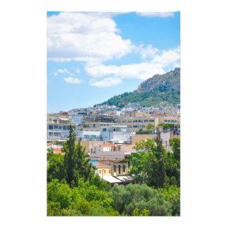 City of Athens, Greece Stationery