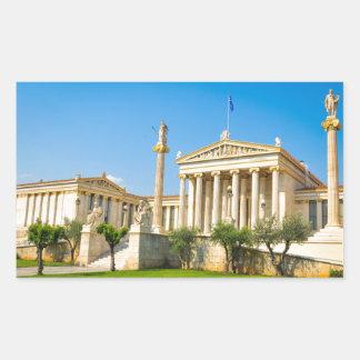City of Athens, Greece Sticker