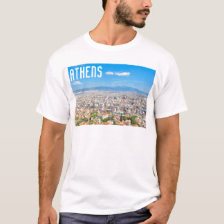 City of Athens, Greece T-Shirt