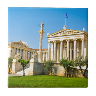 City of Athens, Greece Tile