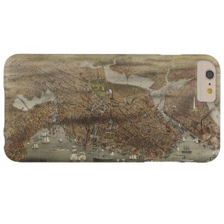 City of Boston Massachusetts 1873 Barely There iPhone 6 Plus Case
