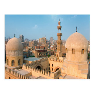City of Cairo Postcard