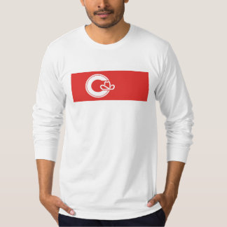 City of Calgary Flag T-Shirt