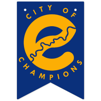 City of Champions Banner Flag