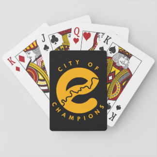 City of Champions Playing Cards