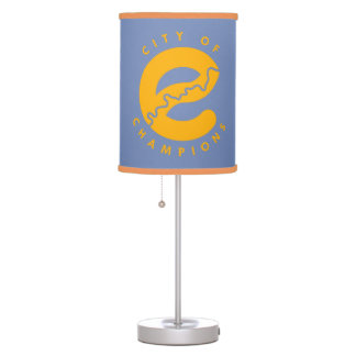 City of Champions Table Lamp